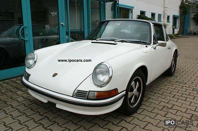 Porsche  911 S Targa 2.2 1970 Vintage, Classic and Old Cars photo