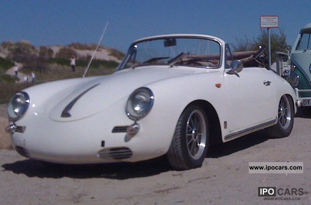 1960 Porsche 356 Car Photo And Specs