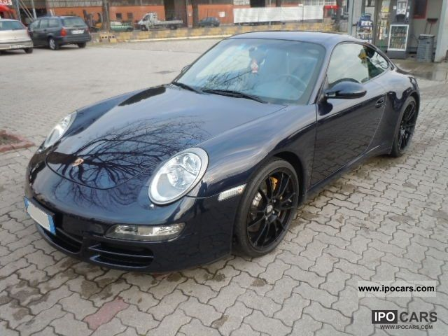 2007 Porsche  911 Carrera 4S *** *** VOLLAUST CERAMIC brakes. Sports car/Coupe Used vehicle photo