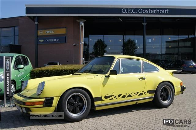 Porsche  OTHER U.S. 07.02 1975 Vintage, Classic and Old Cars photo
