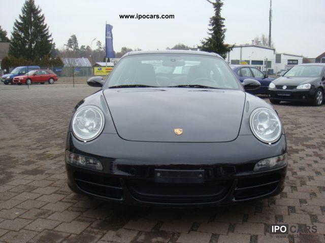 2007 Porsche 911 Targa 4 S Sport Chrono Package Plus Bose