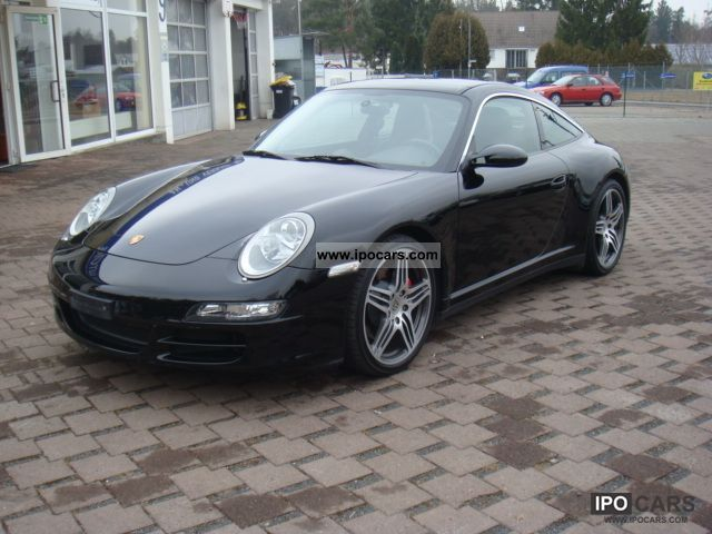 2007 Porsche 911 Targa 4 S Sport Chrono Package Plus Bose