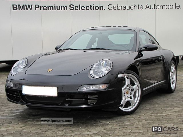 2007 Porsche  911 Carrera 4, Navi, Xenon, Leather, sunroof, Sports car/Coupe Used vehicle photo
