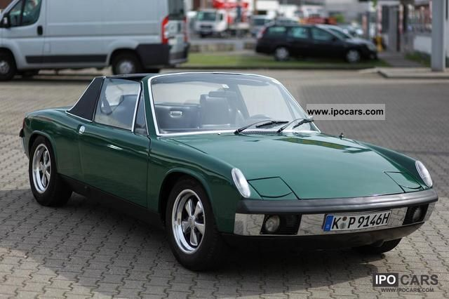 Porsche  914/6 1970 Vintage, Classic and Old Cars photo