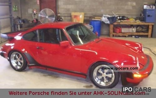 1974 Porsche  911 930 3.0 TURBO one of 284 built Sports car/Coupe Classic Vehicle photo