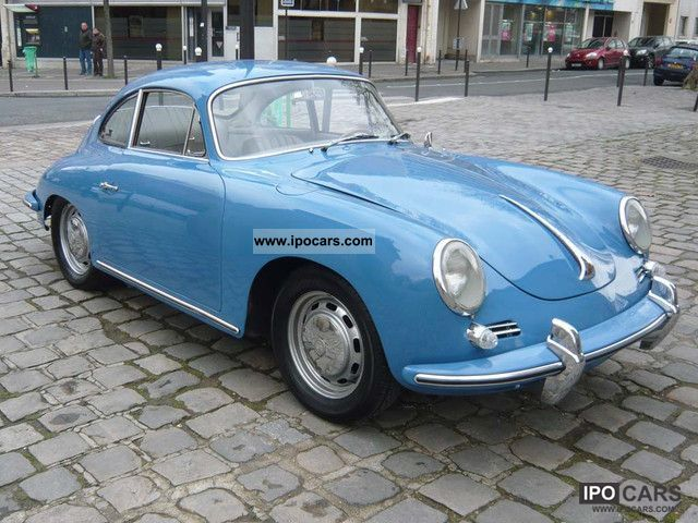 Porsche  356 C 1600 - Fully Restored 1965 Vintage, Classic and Old Cars photo