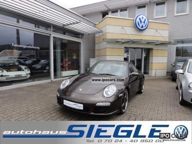 2008 Porsche  911 997 Carrera 2 Coupe Sports car/Coupe Used vehicle photo