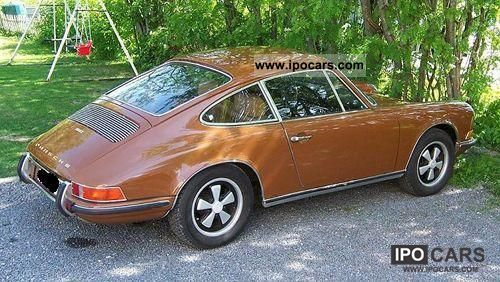 Porsche  911 F - a unique vehicle 1970 Vintage, Classic and Old Cars photo