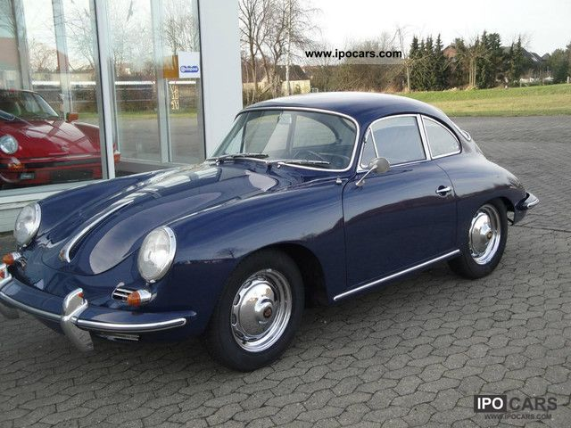 Porsche  356 B Coupe 1963 Vintage, Classic and Old Cars photo