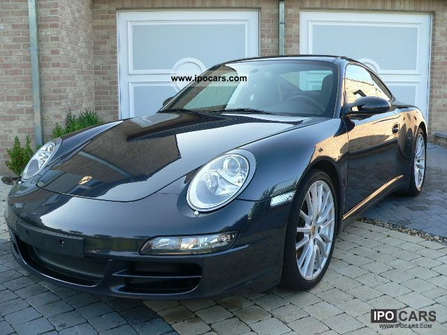 2007 Porsche  3.8i Carrera 4S Full Options Sports car/Coupe Used vehicle photo