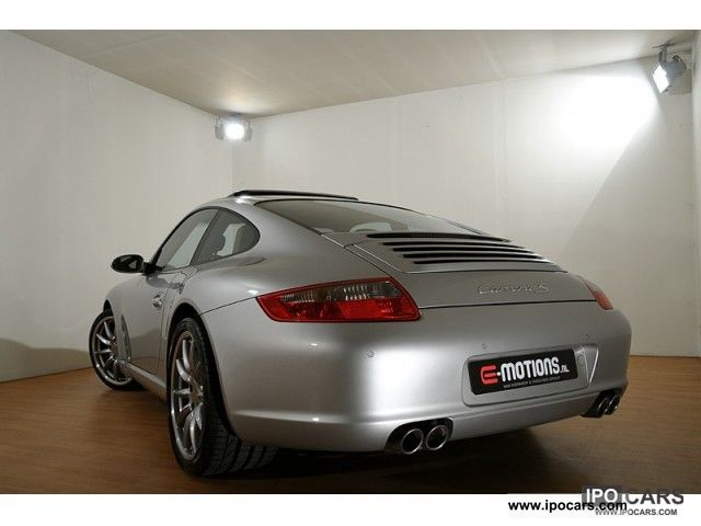 2008 porsche 911 coupe 3 8 carrera s tiptronic car photo. Black Bedroom Furniture Sets. Home Design Ideas