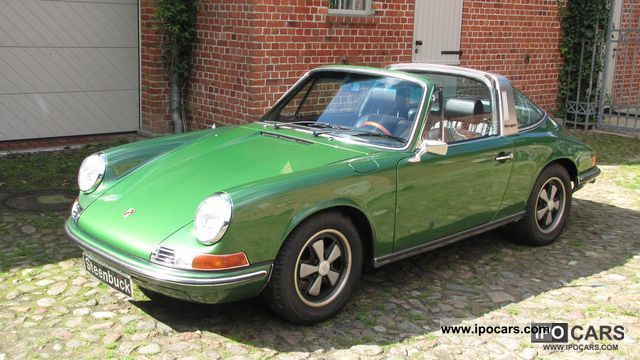Porsche  T 2.4 Targa 1971 Vintage, Classic and Old Cars photo