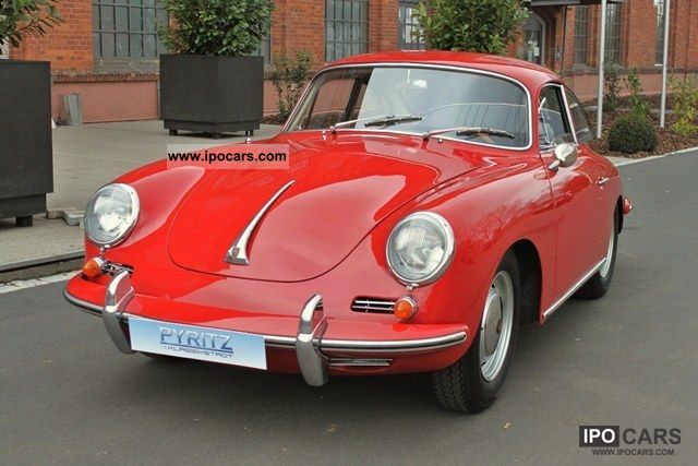 1965 Porsche  356 C Coupe Sports car/Coupe Classic Vehicle photo