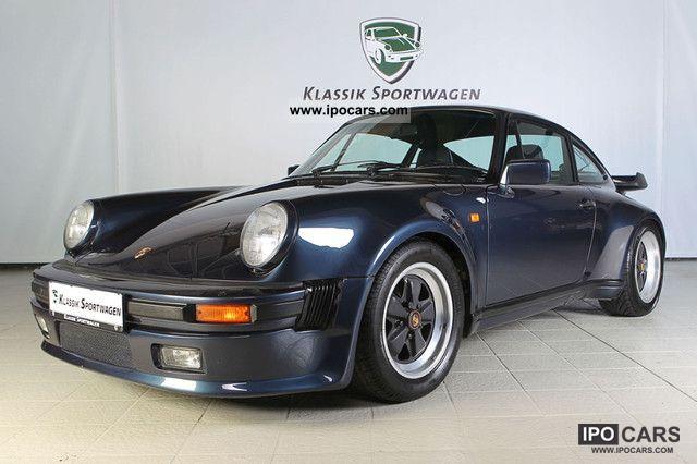 1985 Porsche Single Piece 930 Turbo Car Photo And Specs