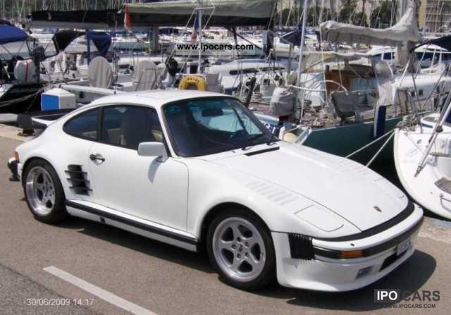 1989 Porsche  RUF 930 Turbo Slantnose Sports car/Coupe Used vehicle photo