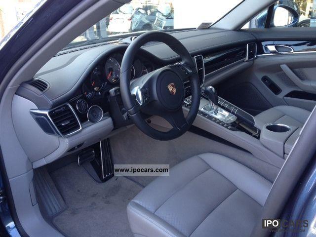 2010 Porsche Panamera S PDK Limousine Used vehicle photo 5