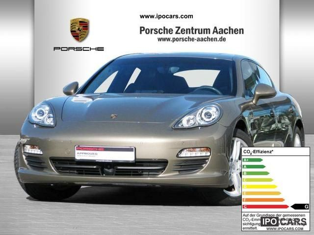 2010 Porsche Panamera PDK - including Winter wheel - Car Photo and ...