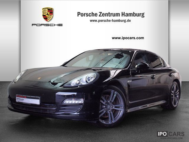 2010 Porsche Panamera PDK NAVIGATION Limousine Used vehicle photo