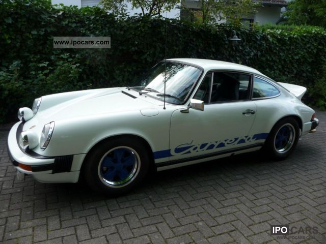 1974 Porsche  911 in \ Sports car/Coupe Used vehicle photo