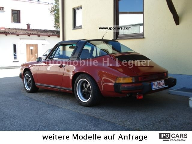 Porsche  911 Carrera Targa 2.7 RS + original letter checkbook 1974 Vintage, Classic and Old Cars photo