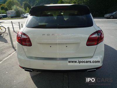 2012 Porsche  PORSCHE CAYENNE CERCHI D 20 \ Off-road Vehicle/Pickup Truck Used vehicle photo