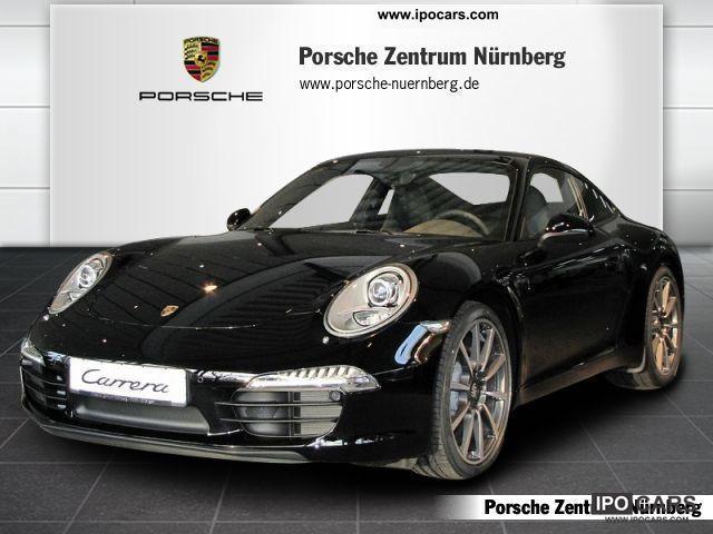 2012 Porsche  911 (991) Carrera Sports car/Coupe Demonstration Vehicle photo