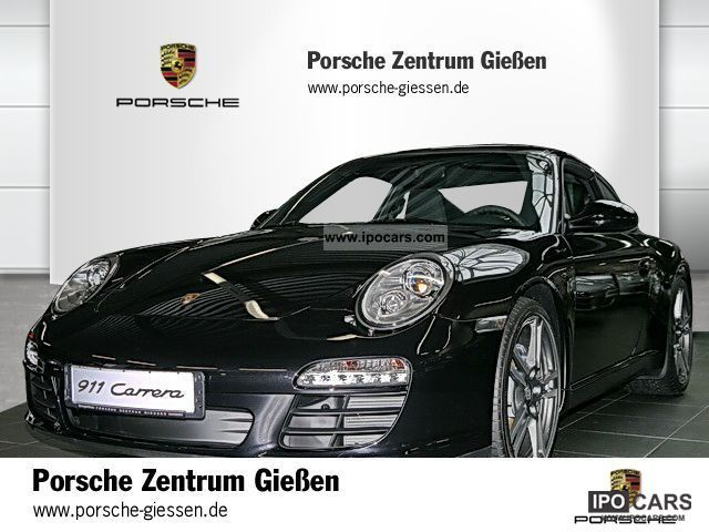 2012 Porsche  911 Black Edition / PDK / ESSD / Bose / Navi Sports car/Coupe Demonstration Vehicle photo