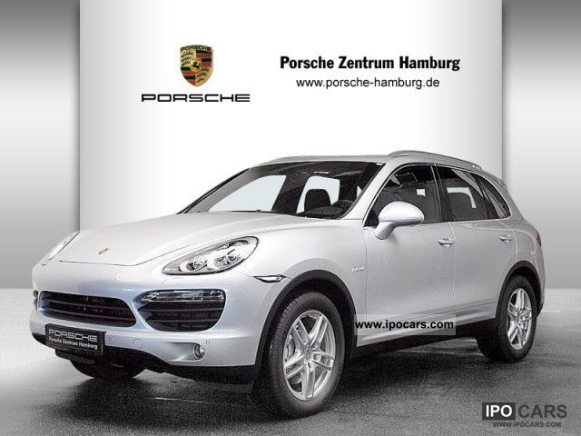 Porsche  Tiptronic Cayenne S Hybrid 2012 Hybrid Cars photo