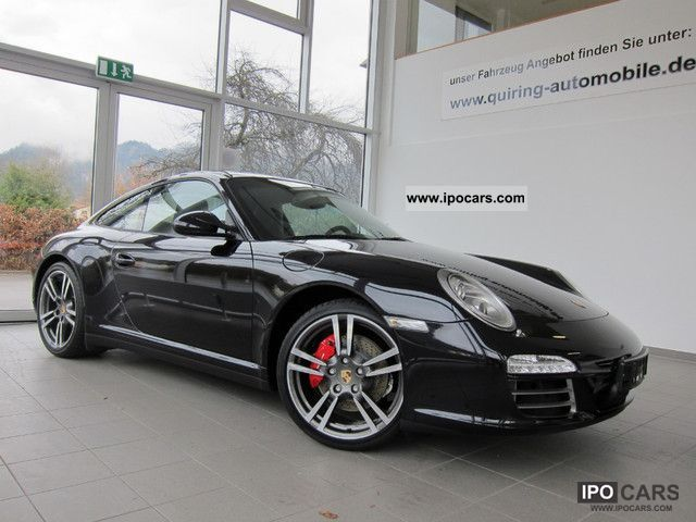 2012 Porsche  911 Carrera 4 PDK / sw-grain leather w / PASM -20% Sports car/Coupe Used vehicle photo