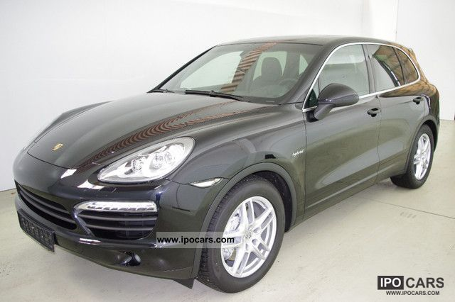 Porsche  Cayenne S Tiptronic S Hybrid 2012 Hybrid Cars photo
