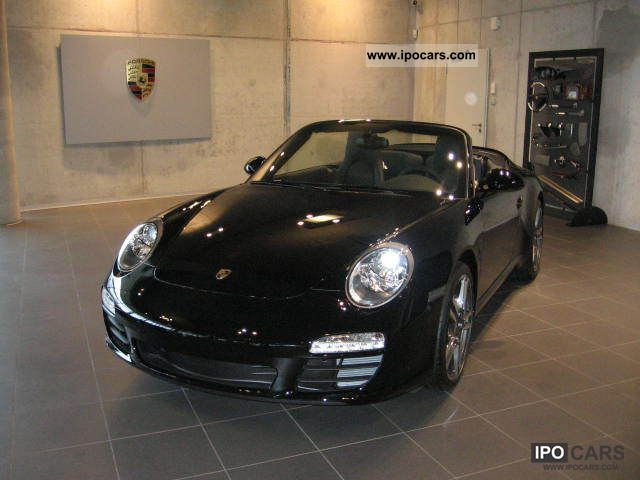 2012 Porsche  911 997 Carrera Cabriolet / / business vehicle Cabrio / roadster Used vehicle photo