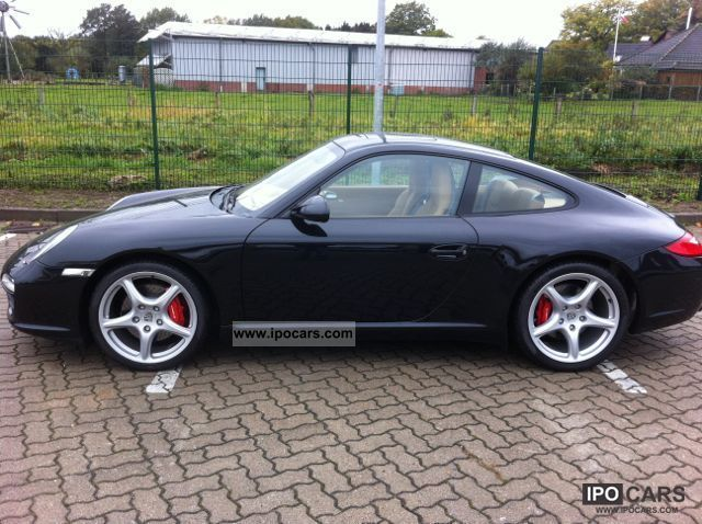 2012 Porsche  911 Carrera S PDK sports exhaust system -20% Sports car/Coupe Used vehicle photo