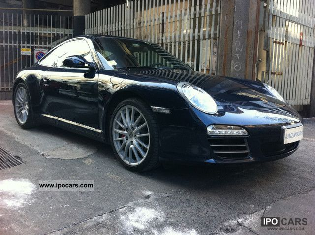 2010 Porsche  4S PDK 9Carrera Sports car/Coupe Used vehicle photo