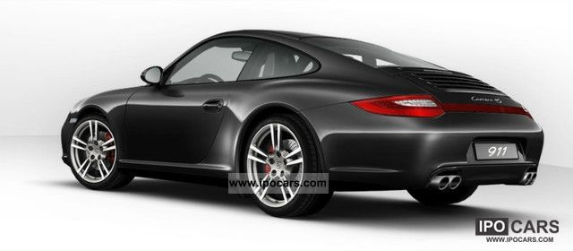 2012 Porsche  911 Carrera 4S PDK + + LP-18% +19 \ Sports car/Coupe Pre-Registration photo