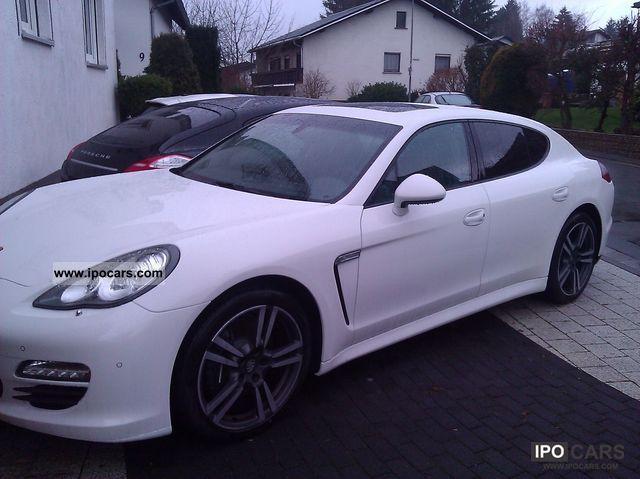 2011 Porsche  3.0 diesel new car now / VAT. reclaimable Limousine Used vehicle photo