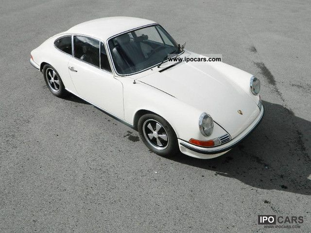 Porsche  911 2.0S Mechanical injection 1970 Vintage, Classic and Old Cars photo