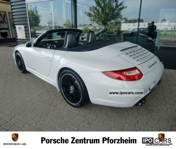 Porsche 911 Gts Engine: 2012 Porsche 911/997 Carrera GTS Cabriolet PDK