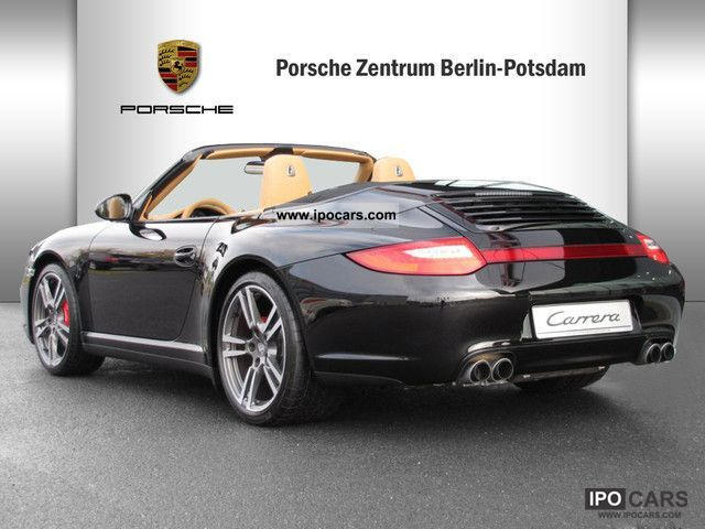 2012 porsche 911 997 carrera 4s cabriolet xenon air navi. Black Bedroom Furniture Sets. Home Design Ideas