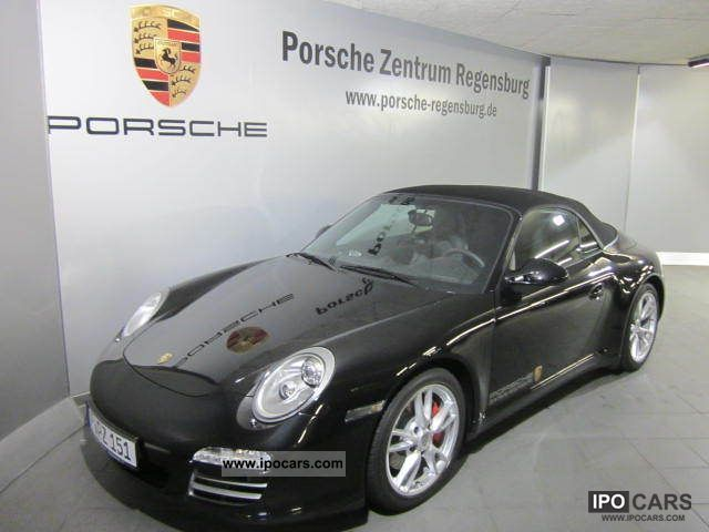 2012 Porsche  911 (997) Carrera 4S Cabrio / roadster Used vehicle photo
