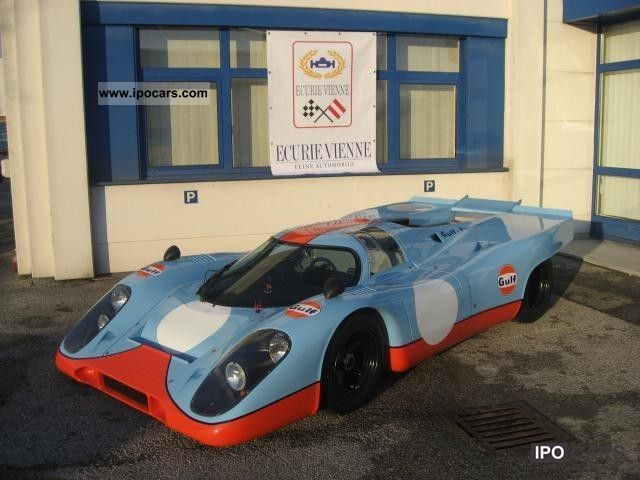 Porsche  LMK 917 replica 1975 Vintage, Classic and Old Cars photo