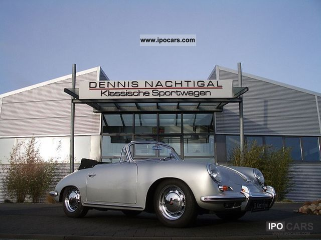 Porsche  SC Cabriolet ** German ** delivery 1963 Vintage, Classic and Old Cars photo