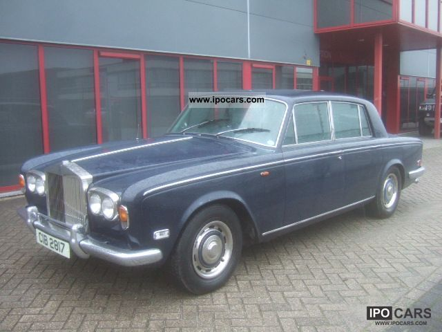 Rolls Royce  Silver Shadow 1974 Vintage, Classic and Old Cars photo