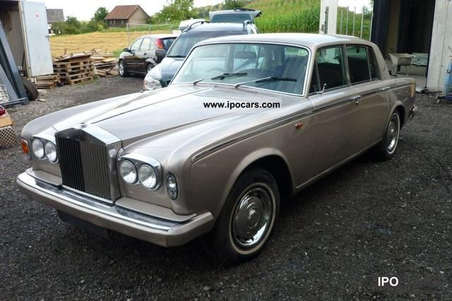 Rolls Royce  Silver Shadow 1975 Vintage, Classic and Old Cars photo