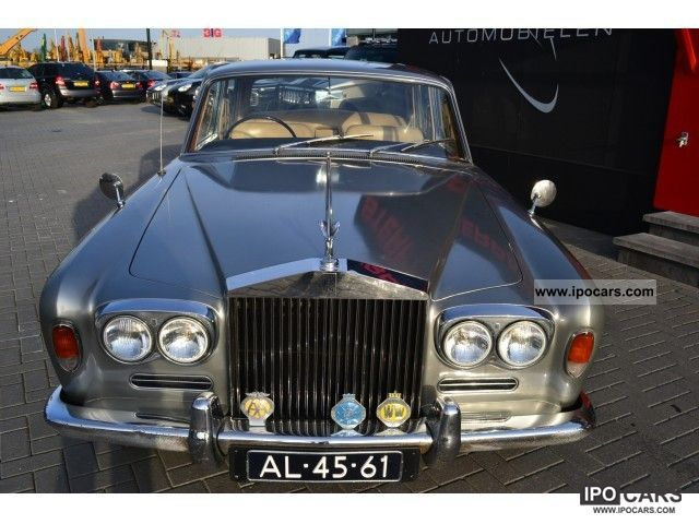 1968 Rolls Royce  Silver Shadow Limousine Used vehicle photo