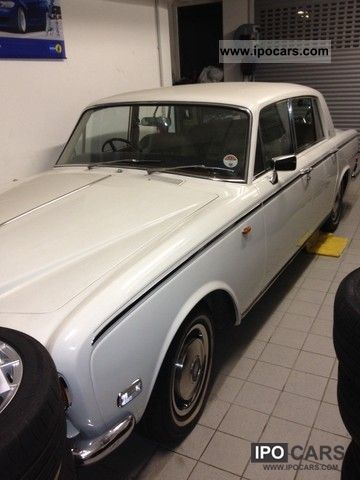 Rolls Royce  Silver Shadow 1971 Vintage, Classic and Old Cars photo