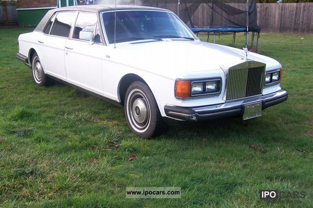 1985 Rolls Royce  Silver Spur Other Classic Vehicle photo
