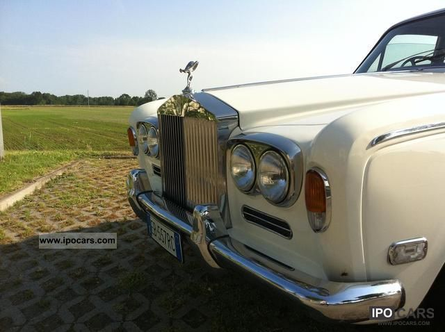 Rolls Royce  Silver Shadow 1970 Vintage, Classic and Old Cars photo