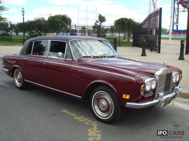 Rolls Royce  Silver Shadow 1972 Vintage, Classic and Old Cars photo