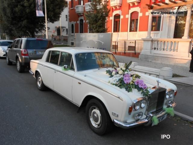 Rolls Royce  Silver Shadow 1976 Vintage, Classic and Old Cars photo