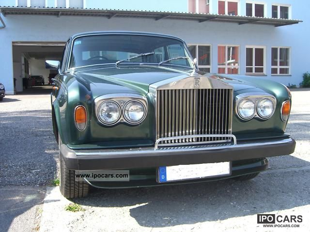 Rolls Royce  Silver Shadow II 1978 Vintage, Classic and Old Cars photo